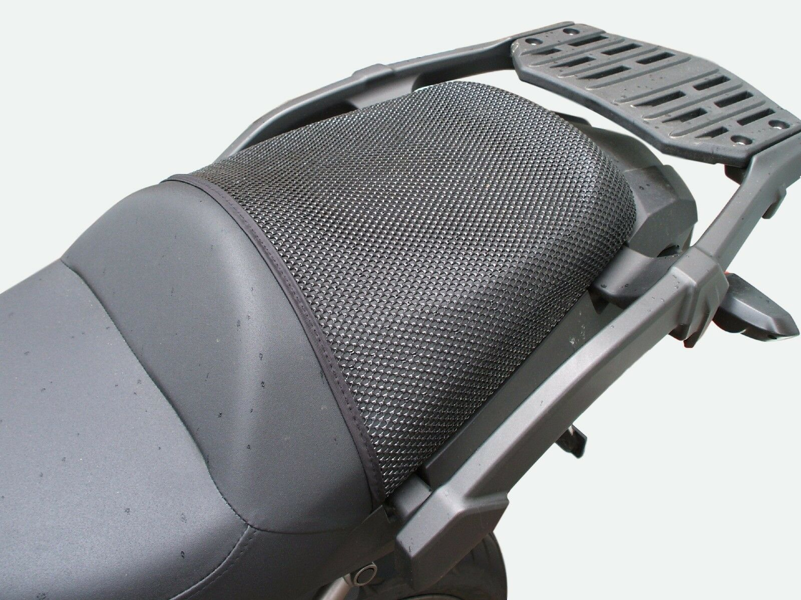 2017-2019 KAWASAKI Z900 TRIBOSEAT COPRISELLA PASSEGGERO ANTISCIVOLO NERO