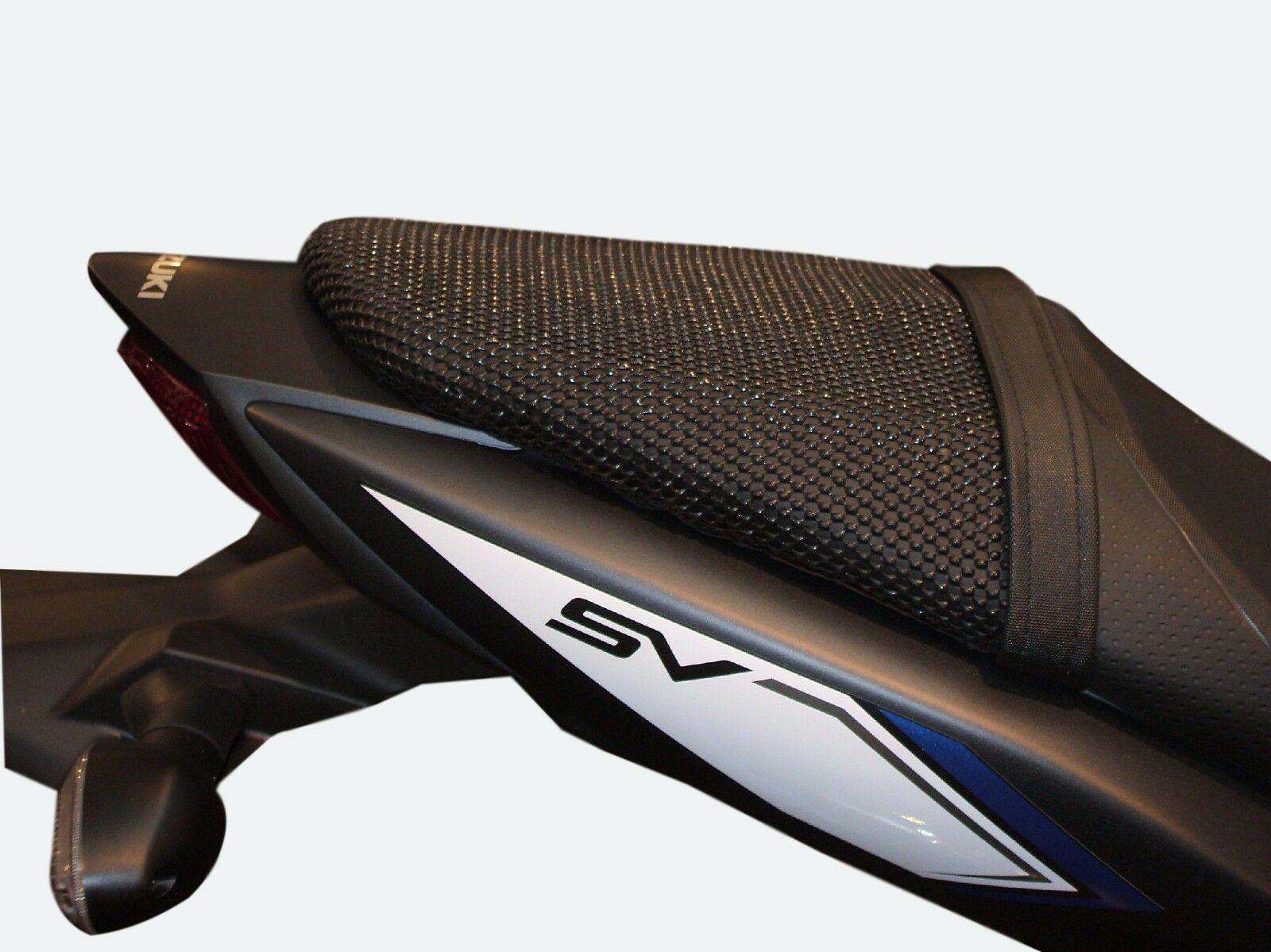 SUZUKI GSR 750 Z 2011-2016 TRIBOSEAT ANTI-SLIP PASSENGER SEAT COVER ACCESSORY